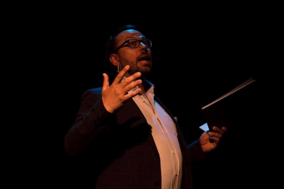 Flamenco zanger Juan Peñas