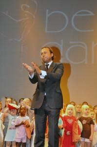 Juan applaus